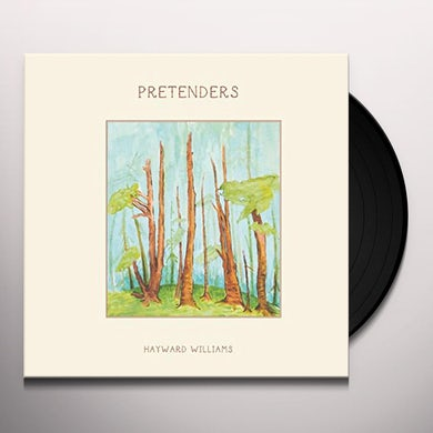 Hayward Williams PRETENDERS Vinyl Record
