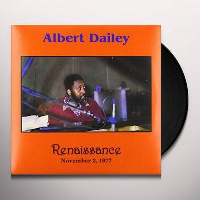 Albert Dailey RENAISSANCE Vinyl Record