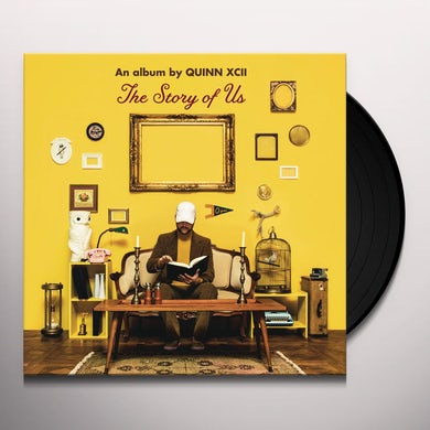 Quinn XCII STORY OF US Vinyl Record