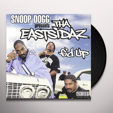 Snoop Dogg G'D UP Vinyl Record