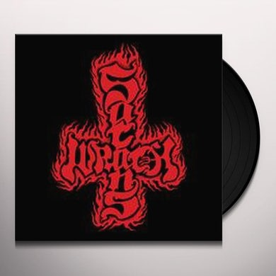 Satans Wrath GALLOPING BLASPHEMY Vinyl Record