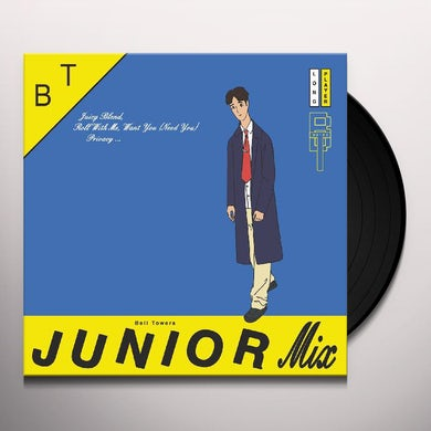 Junior Mix Vinyl Record