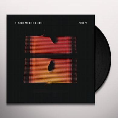 Simian Mobile Disco Whorl (Trans Orange) Vinyl Record