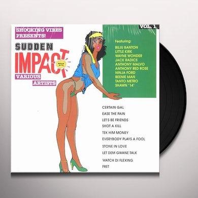 Sudden Impact / Various Vinyl Record