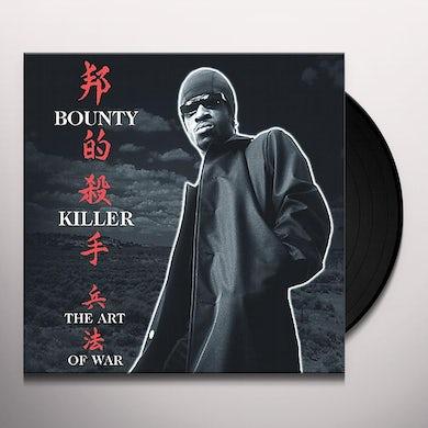 Bounty Killer GHETTO DICTIONARY: ART OF WAR Vinyl Record