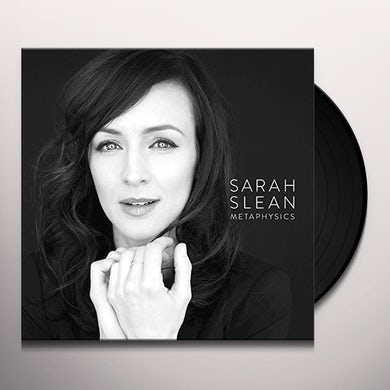Sarah Slean METAPHYSICS Vinyl Record