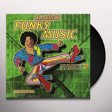 VOL. 5 / VARIOUS Vinyl Record