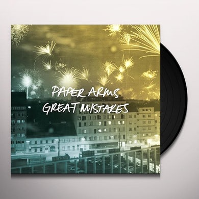 Paper Arms GREAT MISTAKES Vinyl Record