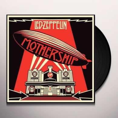 Led Zeppelin MOTHERSHIP Vinyl Record
