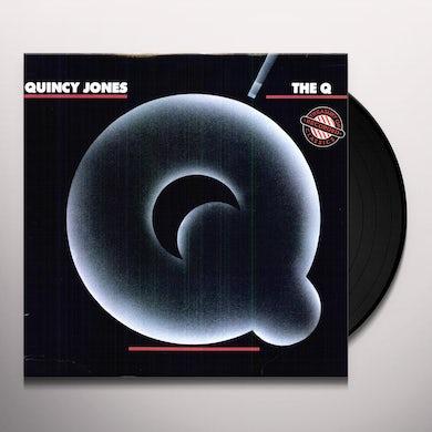 Quincy Jones Q Vinyl Record
