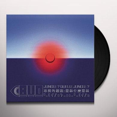 BON VOYAGE ORGANISATION JUNGLE QUELLE JUNGLE Vinyl Record