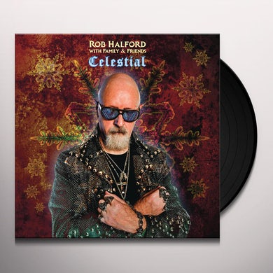 Rob Halford CELESTIAL Vinyl Record