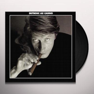 Jacques Dutronc DUTRONC AU CASINO Vinyl Record
