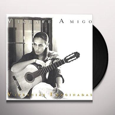 Vicente Amigo VIVENCIAS IMAGINADAS Vinyl Record