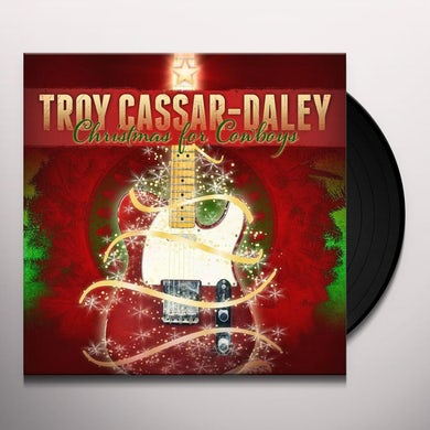 Troy Cassar-Daley CHRISTMAS FOR COWBOYS CD