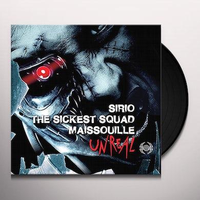 SIRIO THE SICKEST SQUAD MAISSO UNREAL Vinyl Record