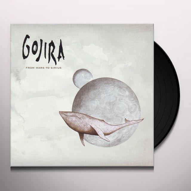 Gojira FROM MARS TO SIRIUS Vinyl Record