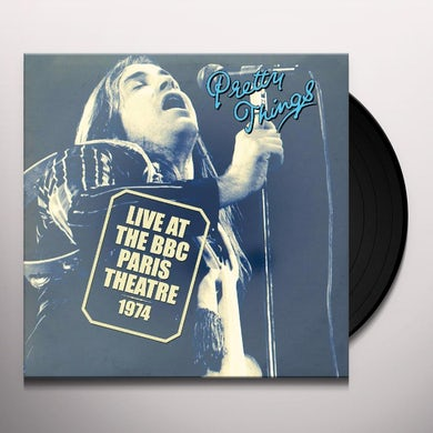 LIVE AT THE BBC PARIS Vinyl Record