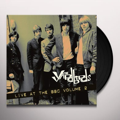 The Yardbirds 1964-1966 LIVE AT THE BBC VOL 2 Vinyl Record