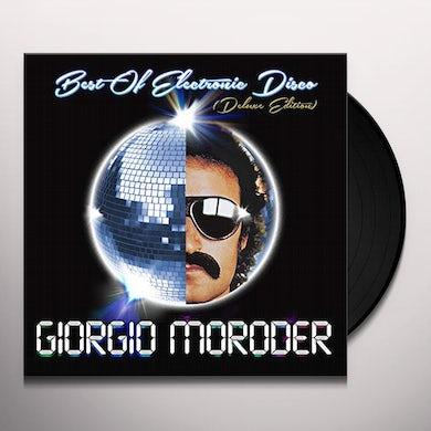 BEST OF ELECTRONIC DISCO Vinyl Record