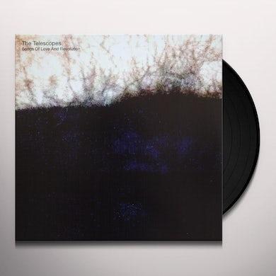 Telescopes SONG OF LOVE & REVOLUTION Vinyl Record