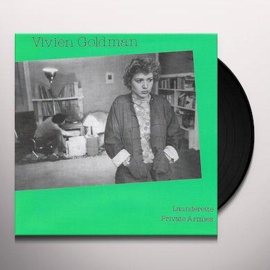 Vivien Goldman LAUNDERETTE Vinyl Record