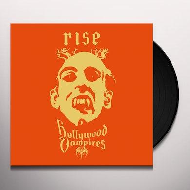 Hollywood Vampires RISE (GLOW IN THE DARK VINYL) Vinyl Record