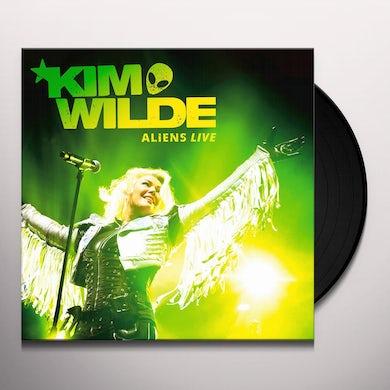 Kim Wilde ALIENS: LIVE Vinyl Record