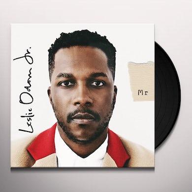Leslie Odom Jr MR Vinyl Record