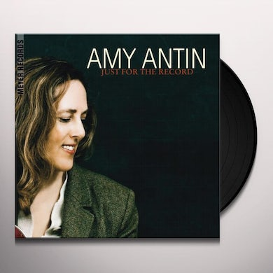 Amy Antin JUST FOR THE RECORD AUDIOPHILE VINYL Vinyl Record