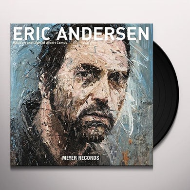 Eric Andersen SHADOW AND LIGHT OF ALBERT CAMUS Vinyl Record