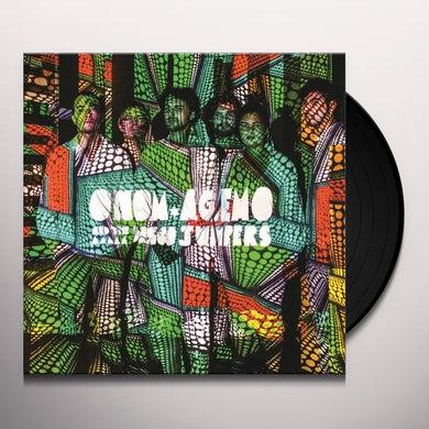 Onom Agemo And The Disco Jumpers MAGIC POLAROID Vinyl Record