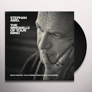 Stephan Abel WINDMILLS OF YOUR MIND Vinyl Record