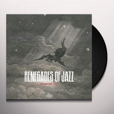Renegades Of Jazz PARADISE LOST Vinyl Record