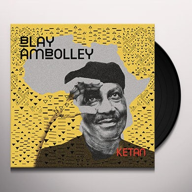 Blay Ambolley KETAN Vinyl Record