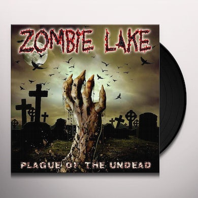 Zombie Lake PLAGUE OF THE UNDEAD-L Vinyl Record