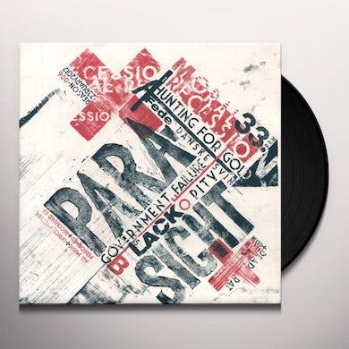 Parasight MORAL RECESSION Vinyl Record