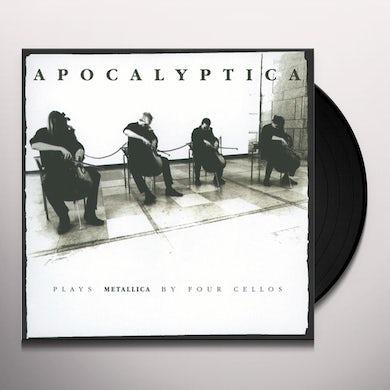 Apocalyptica PLAYS METALLICA BY FOUR CELLOS Vinyl Record