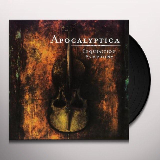 Apocalyptica INQUISITION SYMPHONY Vinyl Record