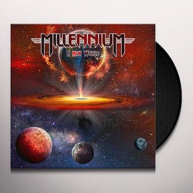 Millennium NEW WORLD Vinyl Record