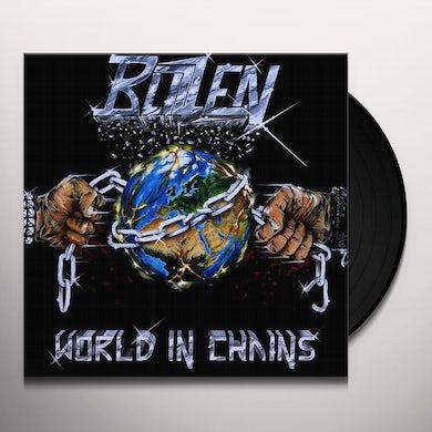 Blizzen WORLD IN CHAINS Vinyl Record
