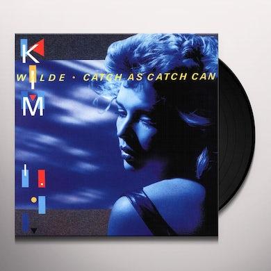 Kim Wilde CATCH AS CATCH CAN Vinyl Record