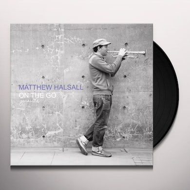 Matthew Halsall ON THE GO Vinyl Record