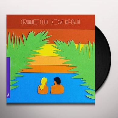 Croquet Club LOVE EXPOSURE Vinyl Record