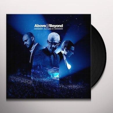 Above & Beyond ACOUSTIC II Vinyl Record