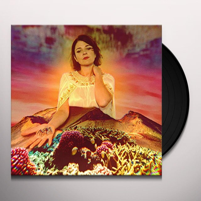 Gemma Ray PSYCHOGEOLOGY Vinyl Record