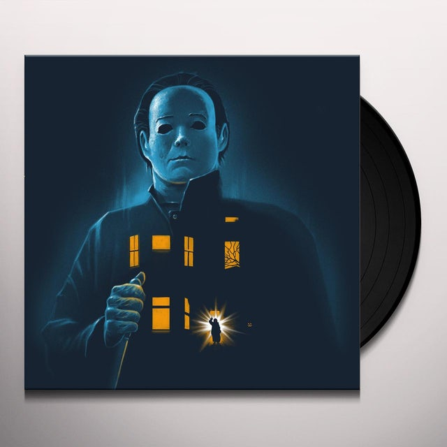 Alan Howarth HALLOWEEN 4: THE RETURN OF MICHAEL MYERS / Original Soundtrack Vinyl Record