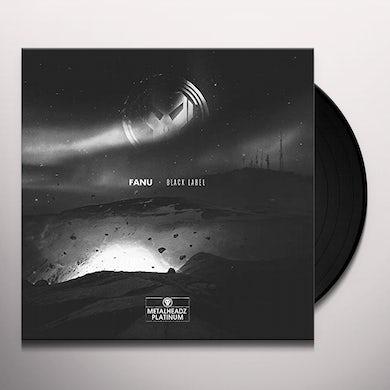 Fanu BLACK LABEL Vinyl Record