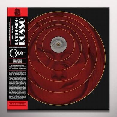 PROFONDO ROSSO (ORIGINAL SOUNDTRACK) - Limited Edition Colored Double Vinyl Record