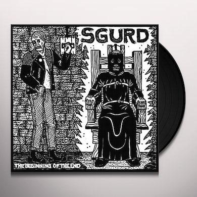 SGURD BEGINNING OF THE END Vinyl Record